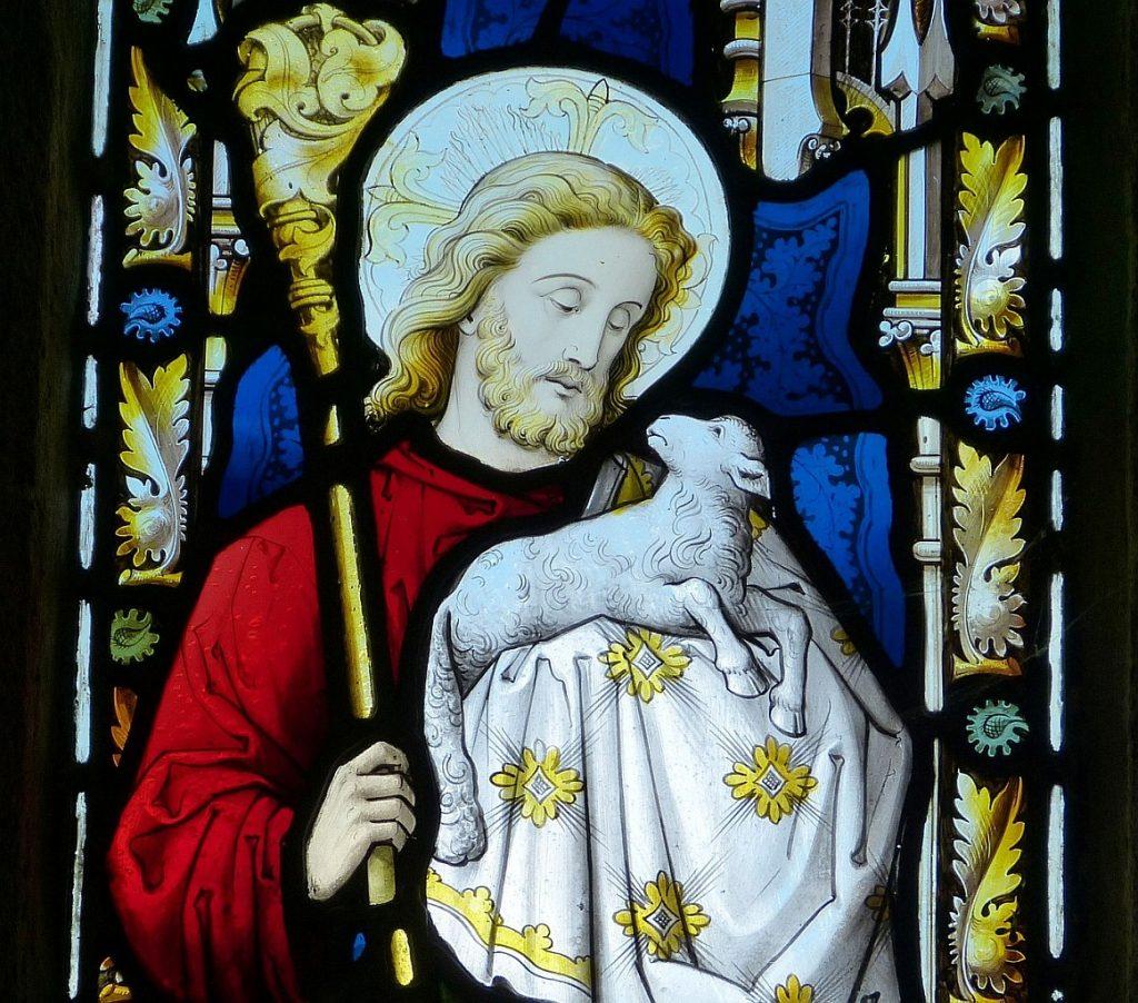 Jesus und das Verlorene Schaf