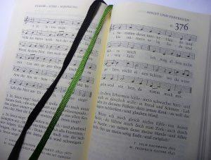 """Das Lied """"So nimm denn meine Hände"""" im Evangelischen Gesangbuch Nr. 376"""