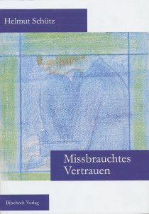 """Das Buch-Cover mit der Zeichnung eines in einem Quadrat """"eingesperrten"""" und zusammengekauerten Mädchens"""