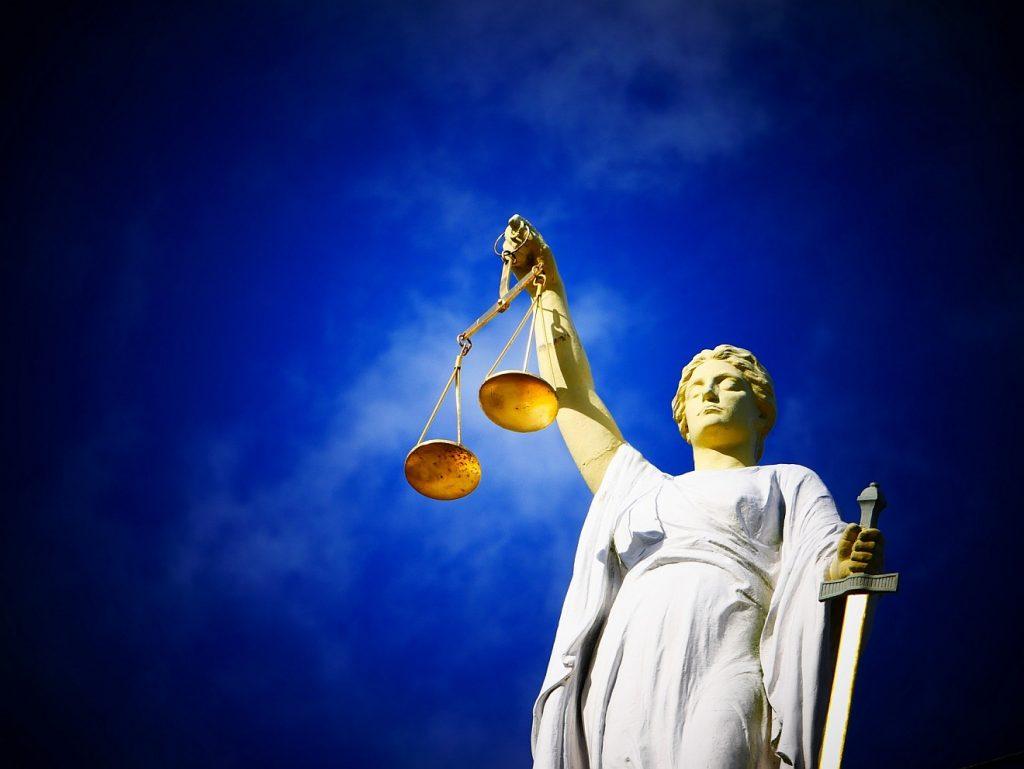 Der Herr der Güte liebt Gerechtigkeit und Recht