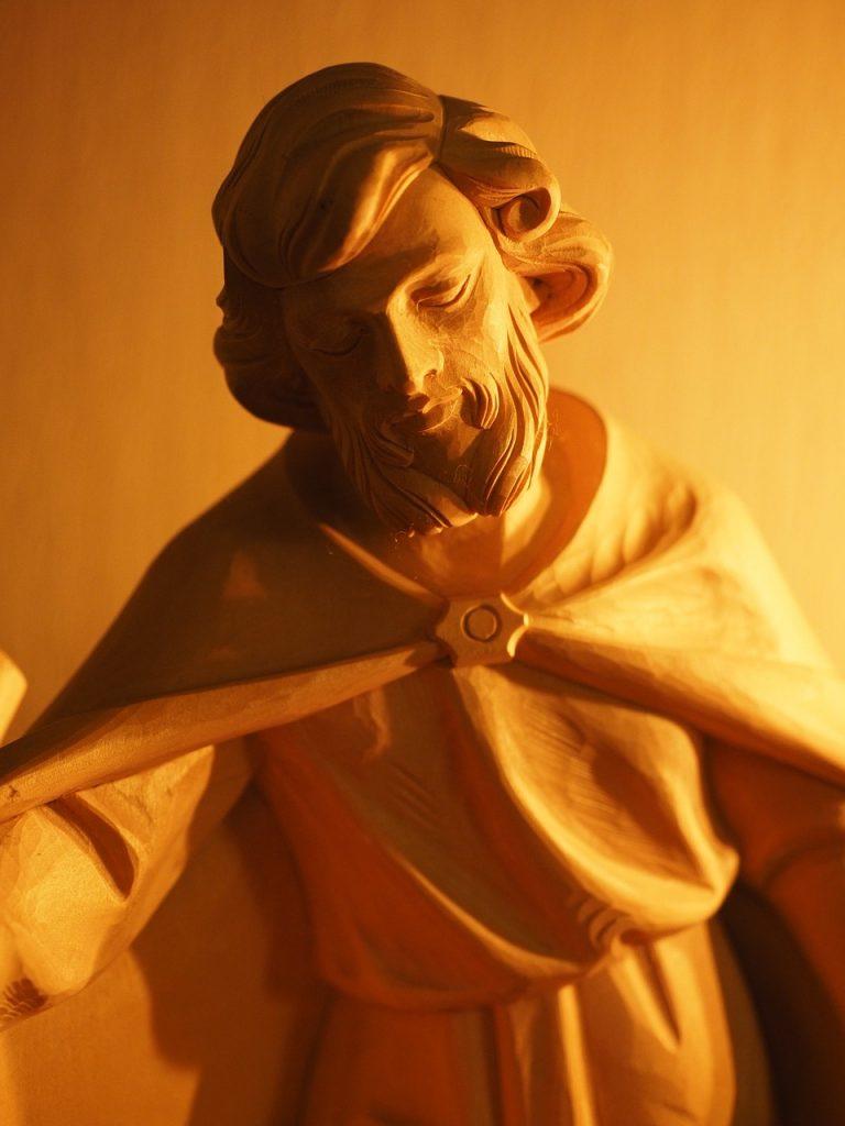 Josef-Statue