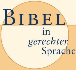 """Das Logo der """"Bibel in gerechter Sprache"""""""