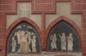 Dreikönigsbild im Wetzlarer Dom
