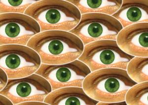 Bigbrother-Augen