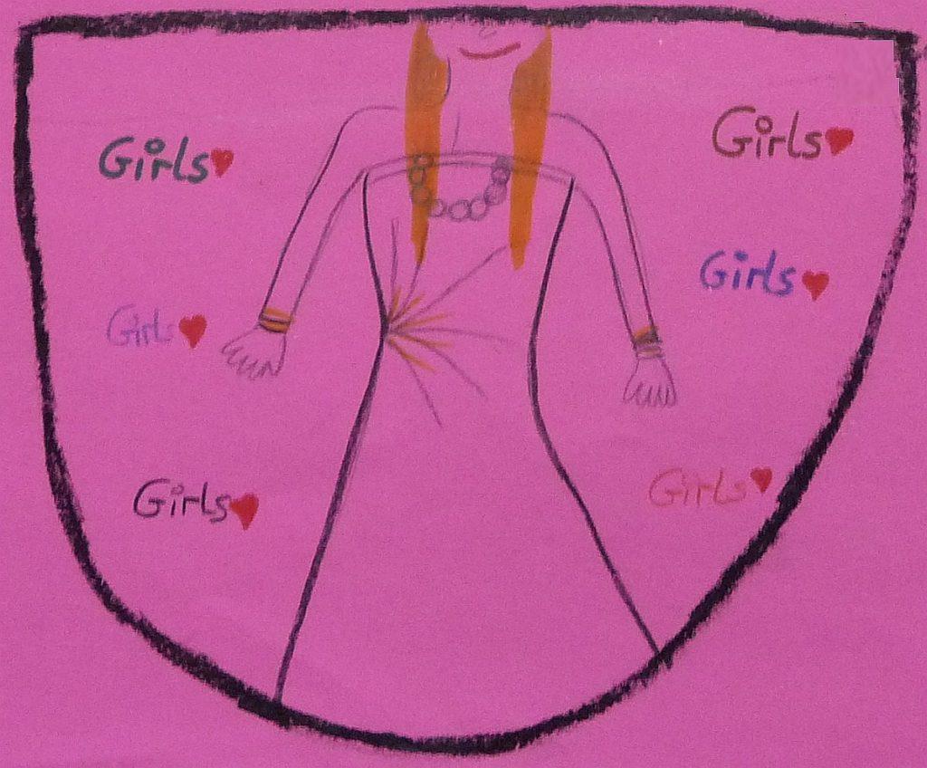 Eine von fünf Untergruppen der diesjährigen Konfis nennt sich Girls