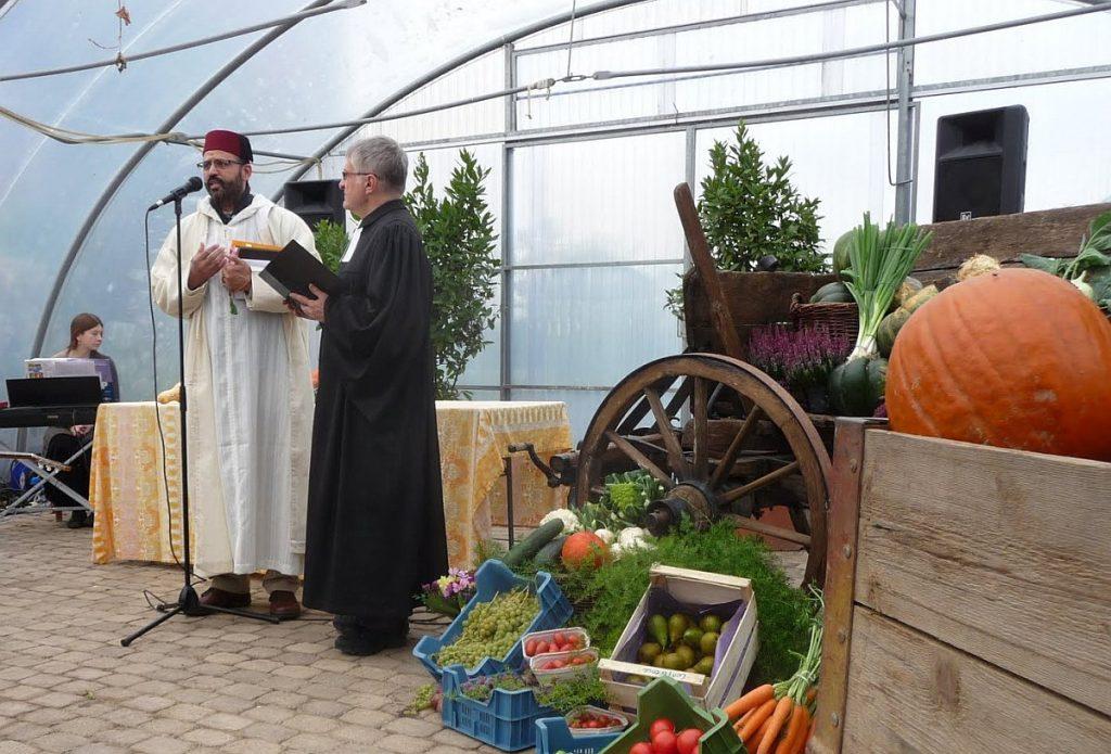 Segensworte aus zwei religiösen Traditionen