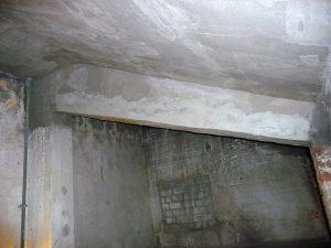 Der Kellerraum wurde zügig wieder benutzbar gemacht, damit die Arbeiter nicht ständig durch den Kindergartenbereich laufen mussten