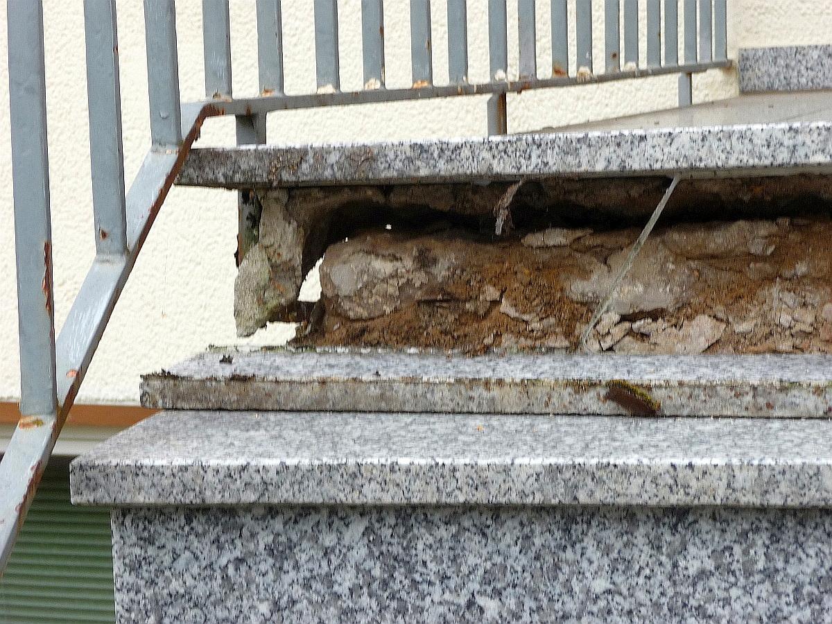 Jetzt wurden für Abriss und Neubau 25.000 Euro veranschlagt, davon musste die Paulusgemeinde aus Eigenmitteln 8.700 Euro tragen