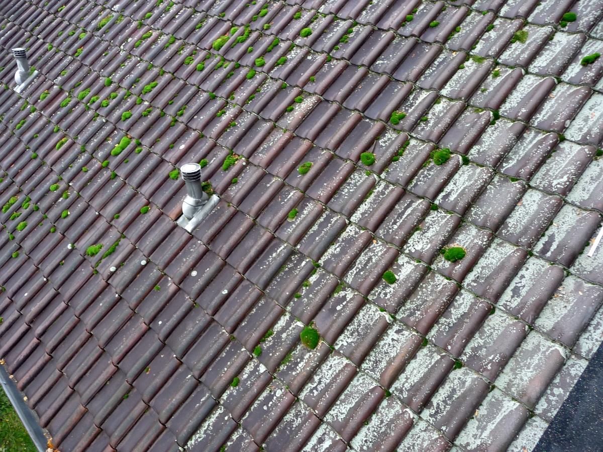 Dann können auch die Dächer von Kirche und Gemeindezentrum saniert werden