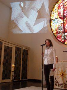 Erläuterungen zur Turmsanierung von Silke Rothmann