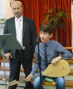 Ahmet Cihangeri übersetzt das Lied seines Vaters
