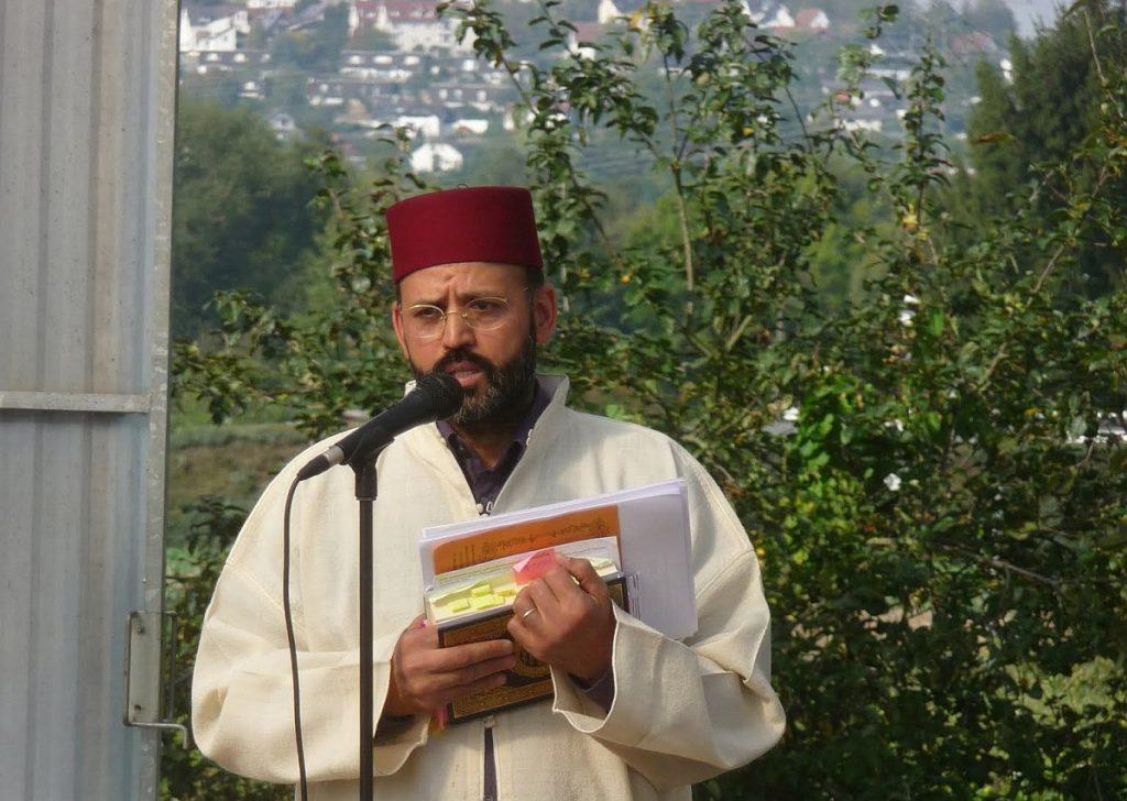 Abderrahim En-Nosse erklärt die Neunundneunzigfaltigkeit Gottes
