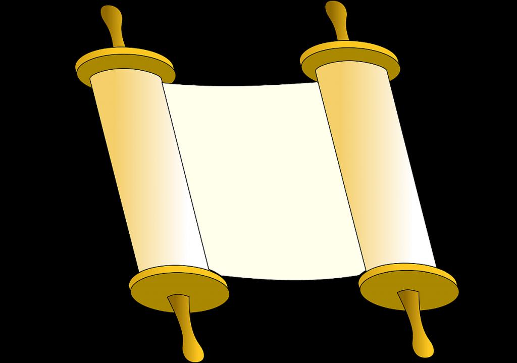Jüdische Rolle der Tora
