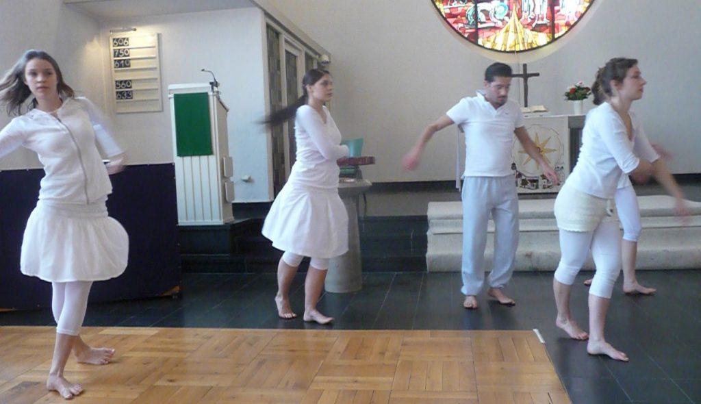 Traumwandler-Choreographie der Jungen Akteure Gießen
