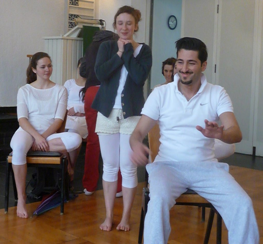 Tanztheater dritte Szene