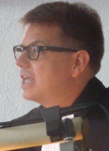Dekan Frank-Tilo Becher