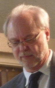 Michael Redmer, Verwaltungsleiter des CVJM Gießen