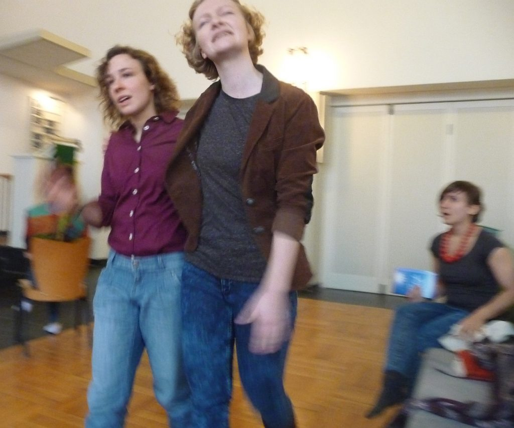 Tanztheater zweite Szene