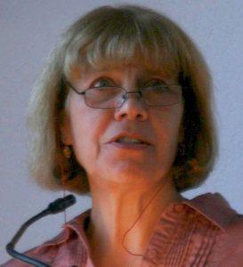 Kirchenvorsteherin Ingrid Walpert