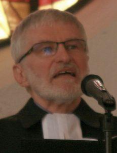 Pfarrer Helmut Schütz