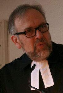 Propst Matthias Schmidt