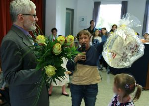 Glückwünsche vom Kindergarten