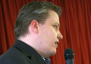 Pastor Thorsten Lehr von der Evangelisch-Freikirchlichen Gemeinde