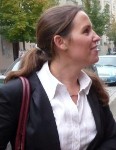 Sabine Wagner in Heidelberg im Oktober 2009