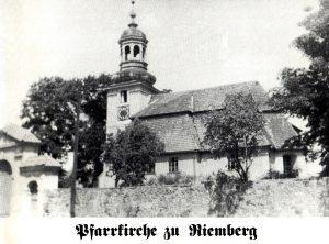 Die Pfarrkirche zu Riemberg
