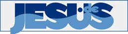 Das Logo der Internetseite www.jesus.de mit dem Schriftzug JESUS