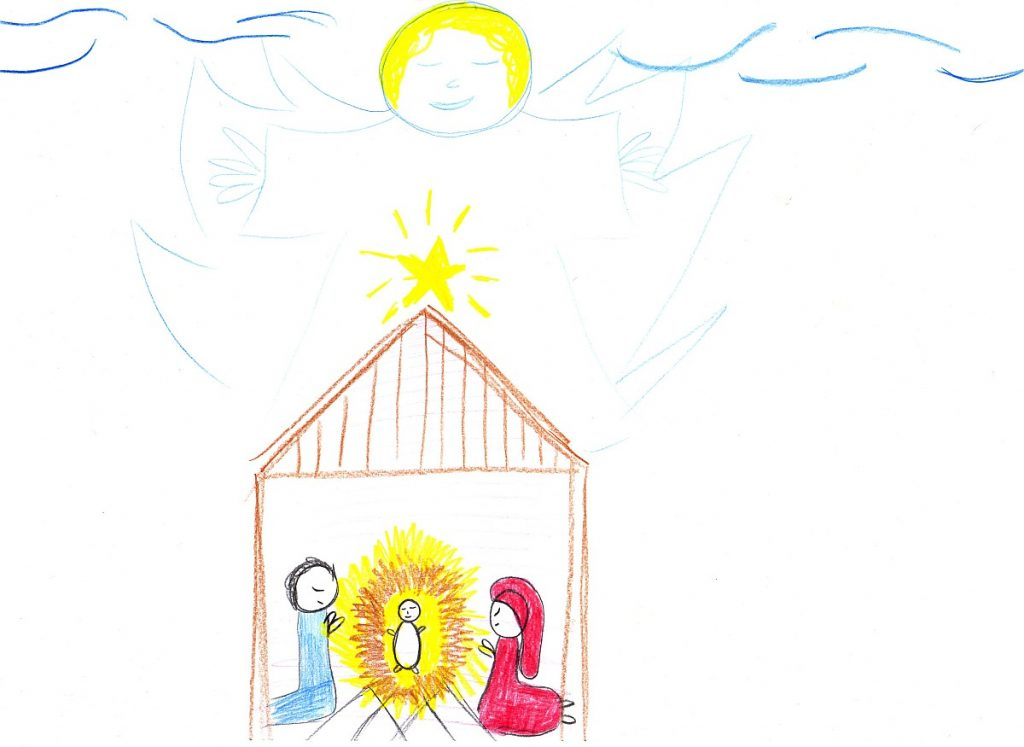 konfis-engel-ueber-stall