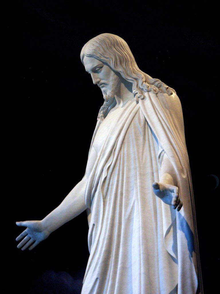 Christusstatue