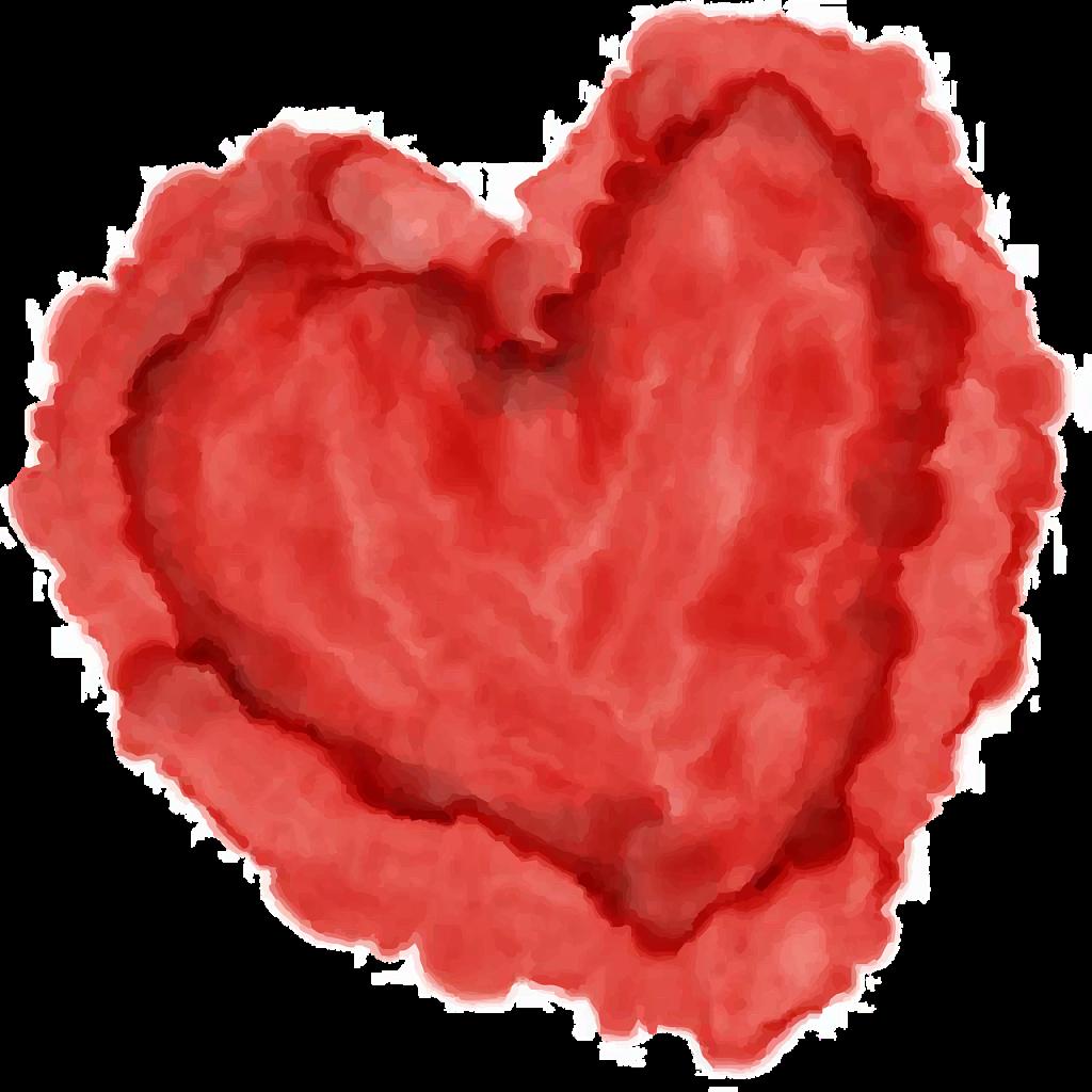 Ein Herz aus Blut