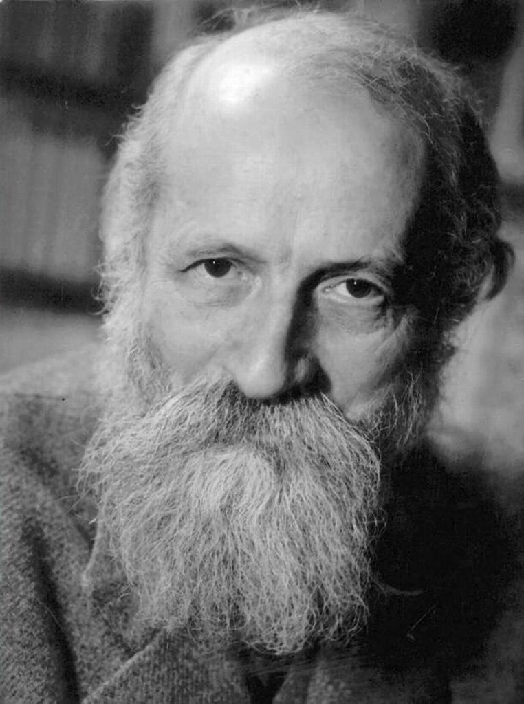 Portrait von Martin Buber
