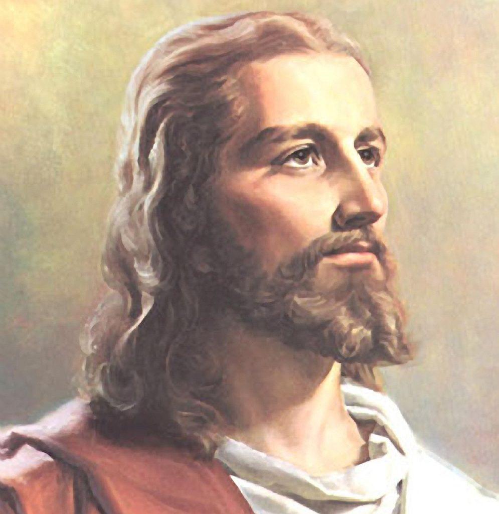 Portrait von Jesus Christus