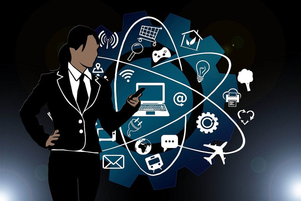 Beeinruckendes Berufsleben: Eine global vernetzte Unternehmerin