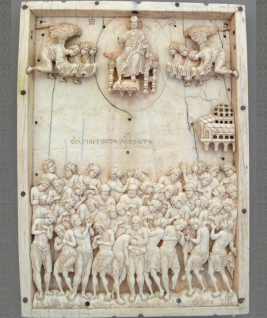 Hoffnung lässt nicht zuschanden werden: Das Relief der 40 Märtyrer von Sebaste aus dem Bodemuseum